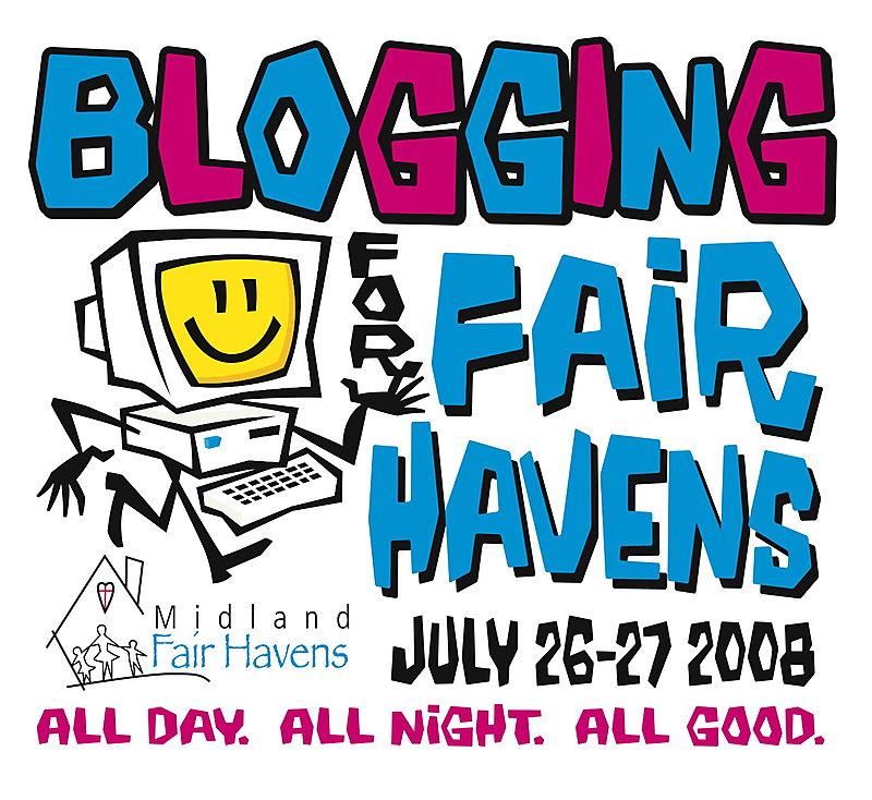 Blogging for Fair Havens