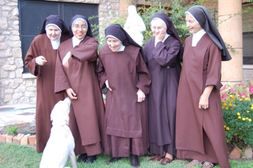 Nuns with molly