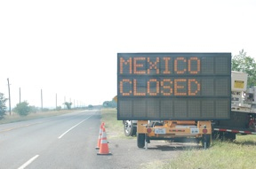 Mexico closed web