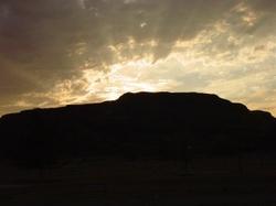 Lajitas_sunset